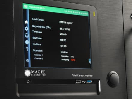 Magee Aerosol TCO-08 Total Carbon Analyser